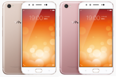 The Vivo X9 and X9 Plus are new midrange selfie phones featuring a front dual-cam.