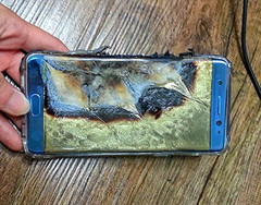 Samsung Galaxy Note 7 Android flagship after catchingfe