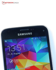 The smaller version of the Galaxy S5 has arrived: The Galaxy S5 Mini.