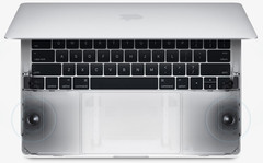 The speakers in the MacBook Pro can be damaged by loud pops from a faulty Boot Camp audio driver.