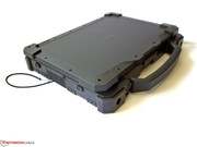 That Dell's Latitude 14 Rugged Extreme is not a full-bodied phony...