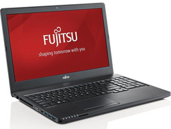 In Review: Fujitsu Lifebook A555. Test model provided by Notebooksbilliger.de