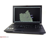 The Toshiba Tecra W50 is Toshiba's first mobile workstation...
