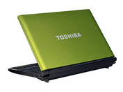 Toshiba NB550D netbook with Harman/Kardon speakers