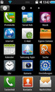includes various apps
