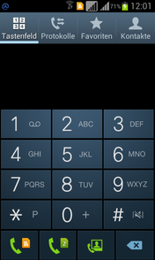 Which number is to be used for calling?