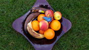 Samsung Galaxy S5 (16 Megapixel): fruit