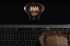 Apple puts the Touch Bar on the MacBook Pro in line with a lot of other human inventions.
