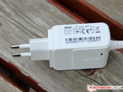 A compact 30 W power adapter...