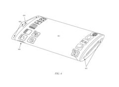Apple patent reveals all-glass curved display