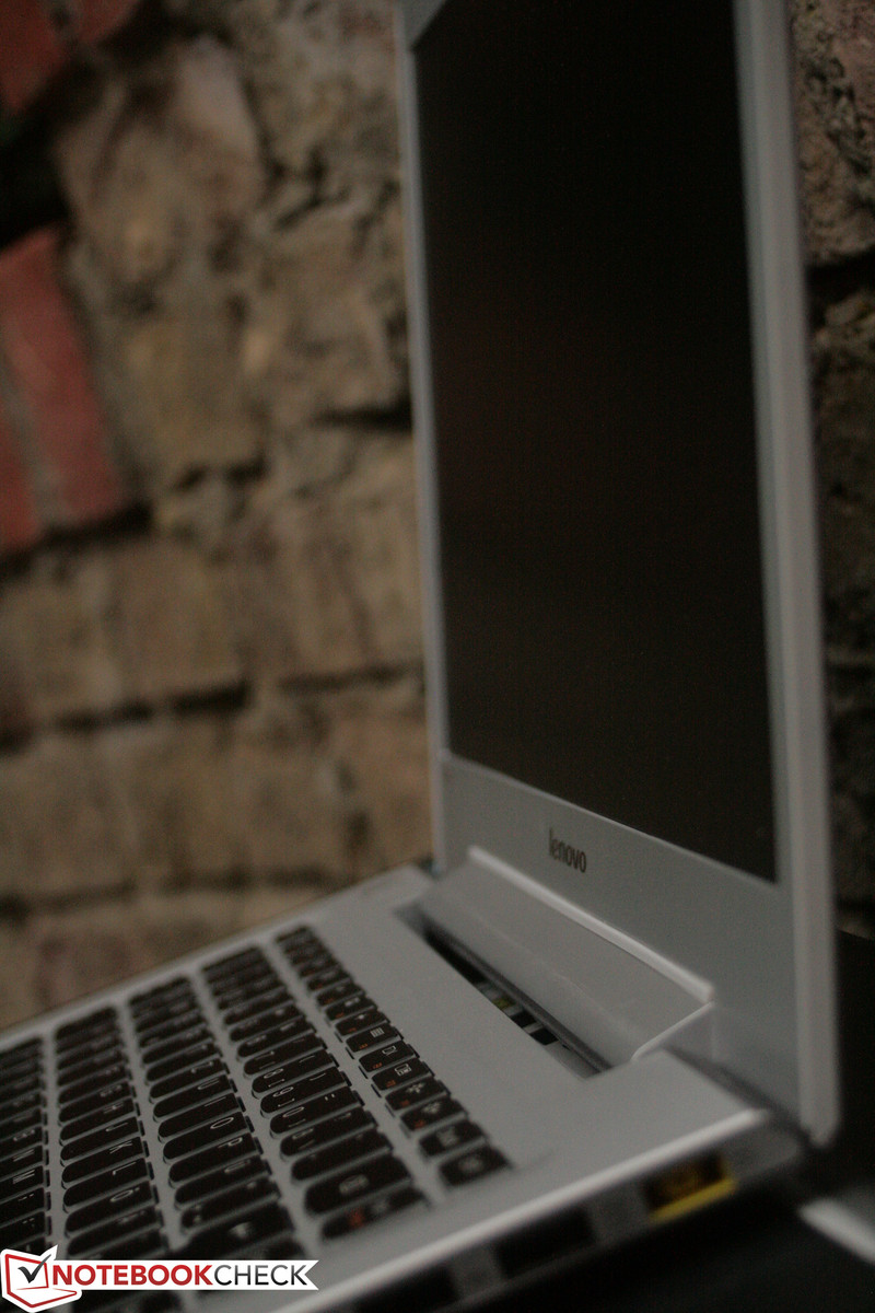 Review Lenovo IdeaPad U330p Notebook - NotebookCheck.net ...