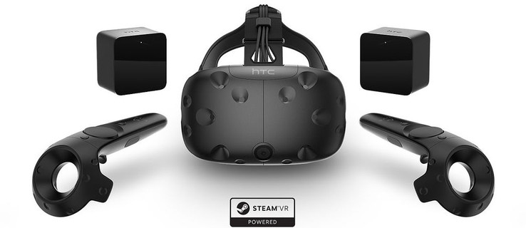 The HTC Vive is currently one of the most expensive consumer VR systems. (Source: BagoGames)