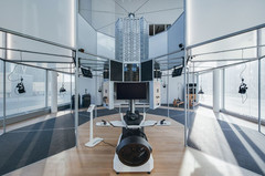 12 VR-Pods are available in the MK2 Bibliotheque in Paris to test-drive virtual reality headsets.