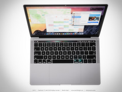 Apple MacBook Pro refresh could be smaller and thinner with AMD Polaris GPU options (Source: Martin Hajek)