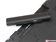 The ThinkPad's 48 Wh battery...