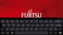 Single virtual keyboard