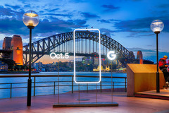 Australia gets to see the Google Pixel Phones one day later due to the time difference.