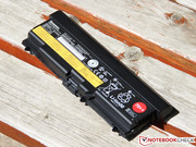 Furthermore two different batteries are offered,...