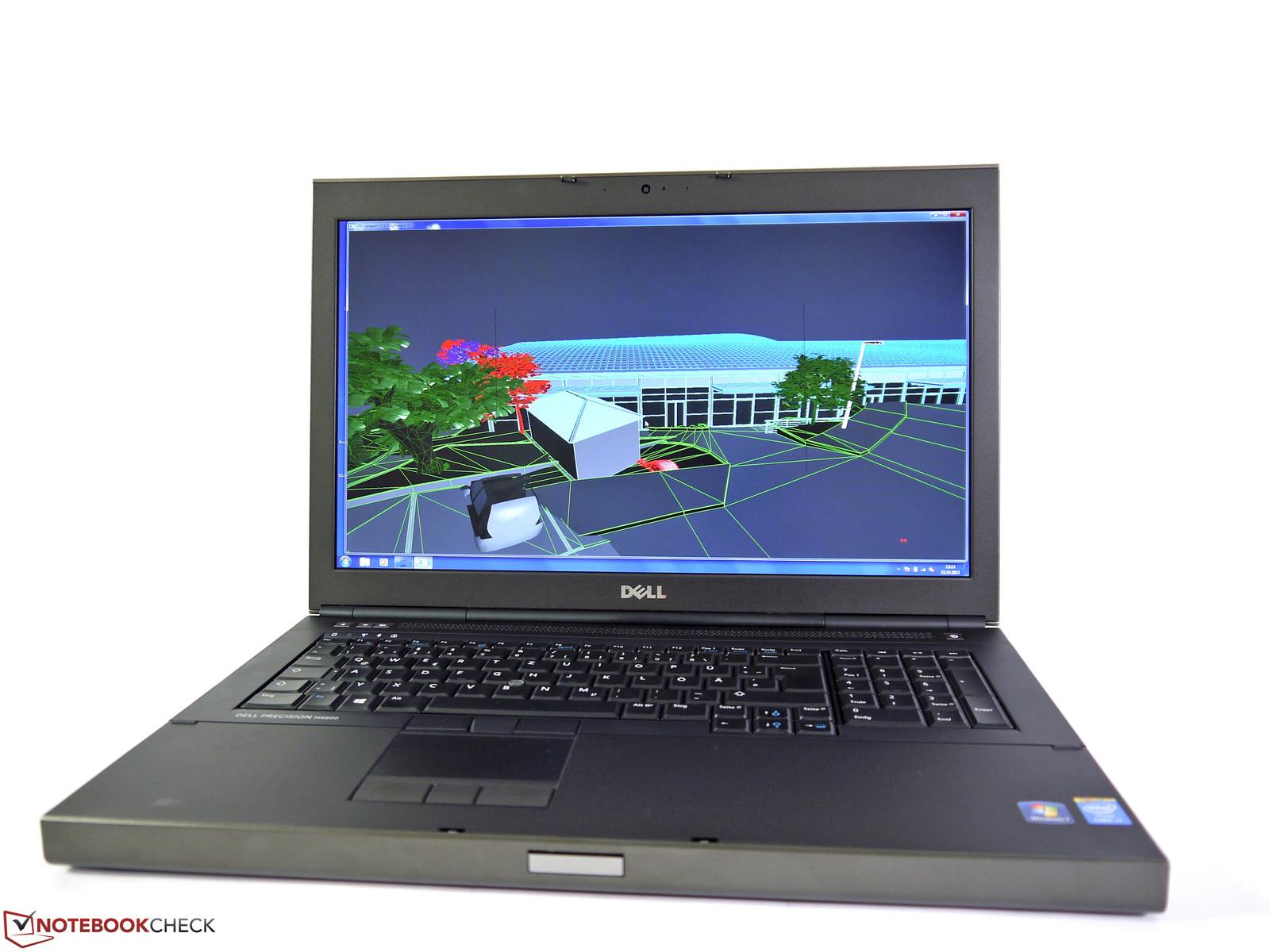 Refurbished Dell Precision Mobile Workstation M6800 - 17 3