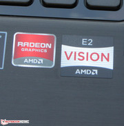 AMD technology works inside.