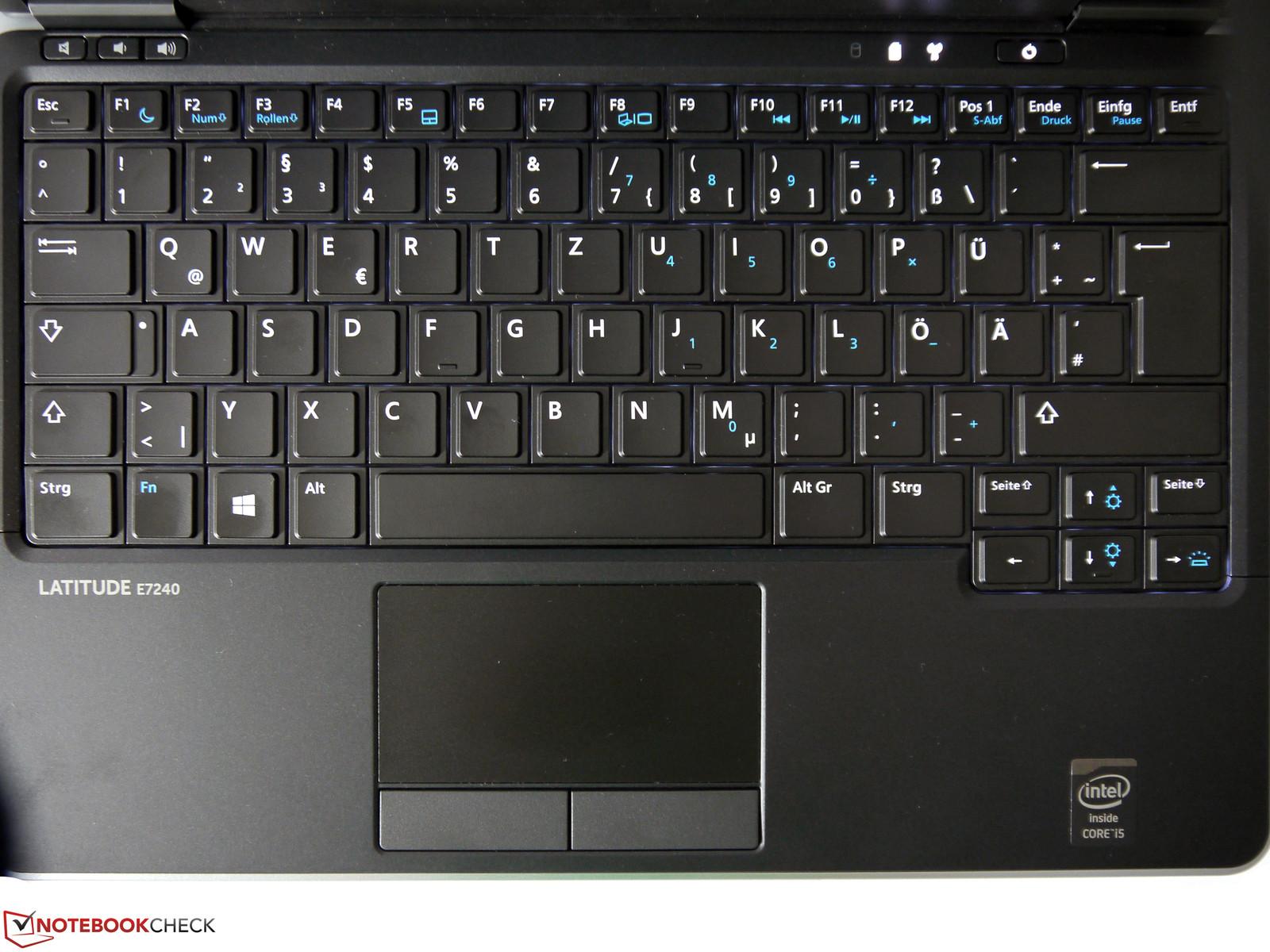 Keyboard technology