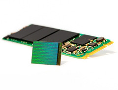 Intel and Micron new 3D NAND die for SSD drives up to 3.5 TB