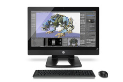 In review: HP Z1 G2 workstation.