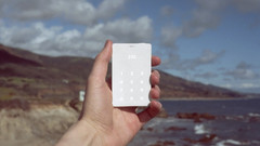 The Light Phone is about as simple as a mobile phone can get. (Source: Light)