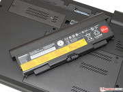 The 100 Wh battery manages around 6-7 hours in practice, ...