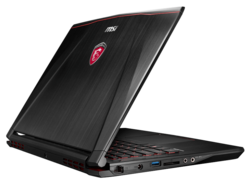 In review: MSI GS43VR 6RE Phantom Pro-006. Test model provided by CUKUSA.com