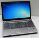 The ProBook 4540s is also an eye-catcher