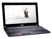 Asus N53SV Mutlimedia notebook with Intel Sandy Bridge CPU
