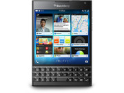 In review: BlackBerry Passport. Review sample courtesy of Cyberport.de.