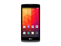In Review: LG Leon LGH340N. Test model provided by LG Deutschland.