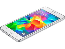 Samsung Galaxy Grand Prime. Test model provided by cyberport.de