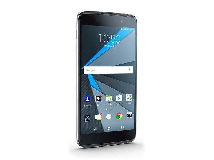 BlackBerry DTEK60 Smartphone Review - NotebookCheck net Reviews