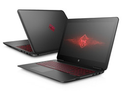 In review: HP Omen 15 (2016). Test model courtesy of notebooksbilliger.de