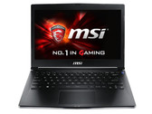 MSI GS30 Notebook Review