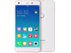 Sensational Uhans S1 Smartphone Review Notebookcheck Net Reviews Hairstyles For Men Maxibearus