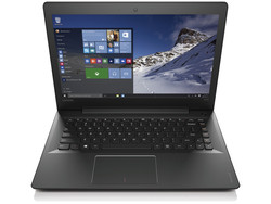 In review: Lenovo IdeaPad 500S-13ISK. Review sample courtesy of Campuspoint.de
