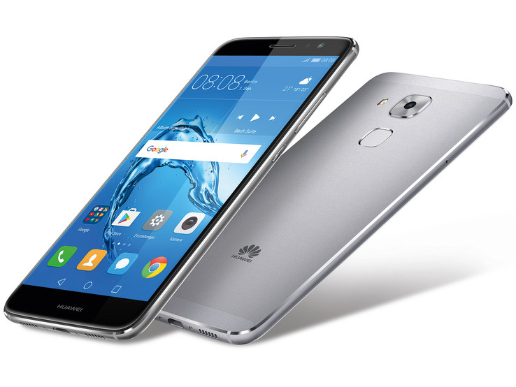 ad7fc5c56 Huawei Nova Plus Smartphone Review - NotebookCheck.net Reviews