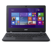 In review: Acer Aspire ES1-111-C56A. Test model courtesy of Cyberport.de