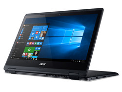 In review: Acer Aspire R14 R5-471T-79GQ. Test model courtesy of Acer Germany.