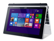 Acer Aspire Switch 11 SW5-171-31U3. Test model provided by Acer.