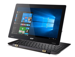 In review: Acer Aspire Switch 12 S. Test model courtesy of Notebooksbilliger.de
