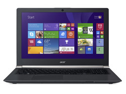 In Review: Acer Aspire V15 Nitro VN7-591G-727P. Test model courtesy of notebooksbilliger.de