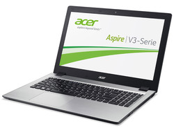In Review: Acer Aspire V15 V3-574G-59MA. Test model courtesy of Notebooksbilliger.de