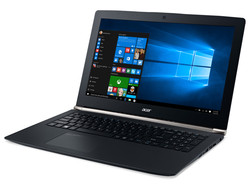 In review: Acer Aspire V15 Nitro BE VN7-592G-79DV. Test model courtesy of Notebooksbilliger.de