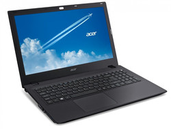 In review: Acer TravelMate P257-M-56AX. Test model courtesy of cyberport.de