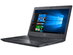 Work device with Full HD: Acer TravelMate P249-M-5452